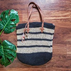 Roxy Woven Bag